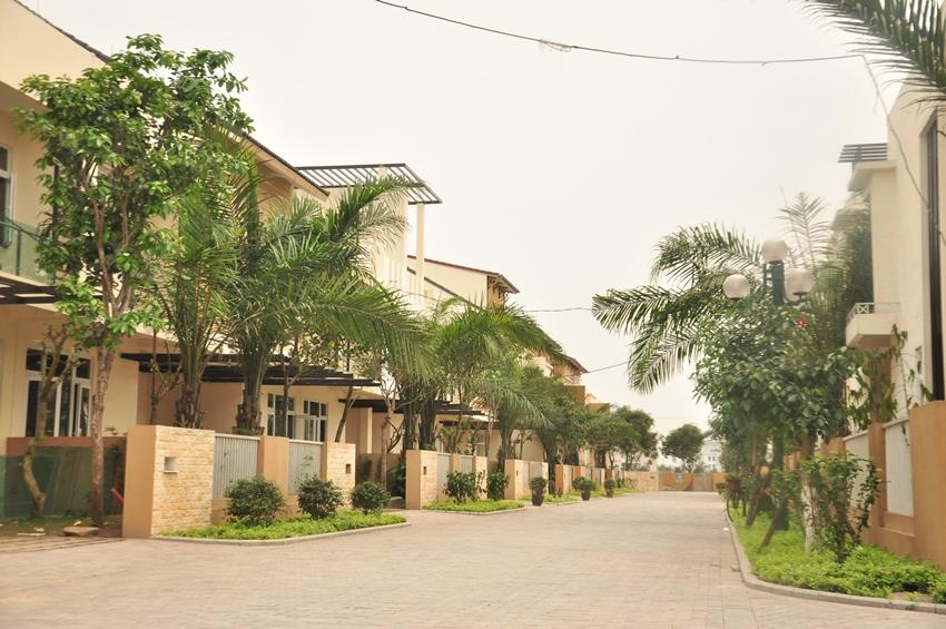 Dự án Palm Garden do Hudland làm chủ đầu tư